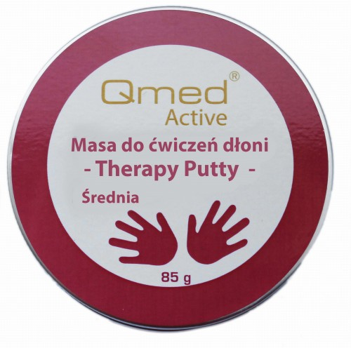 MASA Qmed Therapy Putty – średnia